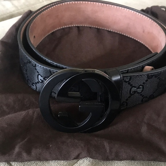 79ac77542e3 Gucci Other - Men s Authentic Gucci Belt